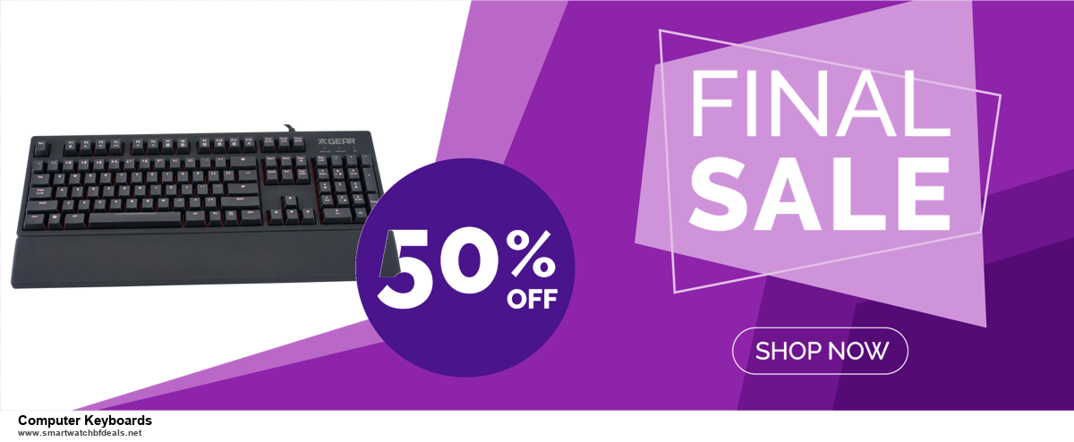 Grab 10 Best Black Friday and Cyber Monday Computer Keyboards Deals & Sales