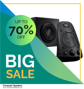 10 Best Computer Speakers Black Friday 2020 and Cyber Monday Deals Discount Coupons