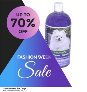 10 Best Conditioners For Dogs Black Friday 2020 and Cyber Monday Deals Discount Coupons