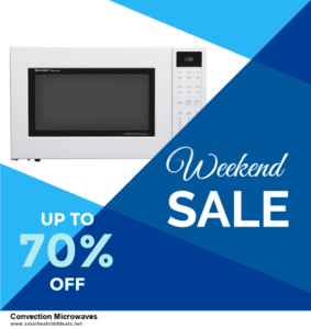 10 Best Black Friday 2020 and Cyber Monday  Convection Microwaves Deals | 40% OFF