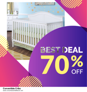10 Best Convertible Cribs Black Friday 2020 and Cyber Monday Deals Discount Coupons