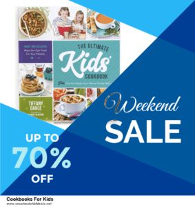 10 Best Cookbooks For Kids Black Friday 2020 and Cyber Monday Deals Discount Coupons
