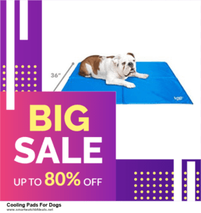 9 Best Black Friday and Cyber Monday Cooling Pads For Dogs Deals 2020 [Up to 40% OFF]