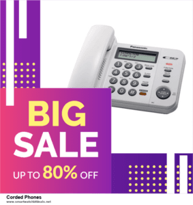 Top 5 Black Friday and Cyber Monday Corded Phones Deals 2020 Buy Now