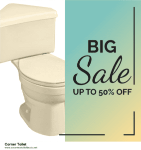9 Best Corner Toilet Black Friday 2020 and Cyber Monday Deals Sales