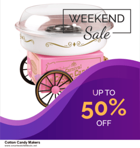 Top 11 Black Friday and Cyber Monday Cotton Candy Makers 2020 Deals Massive Discount