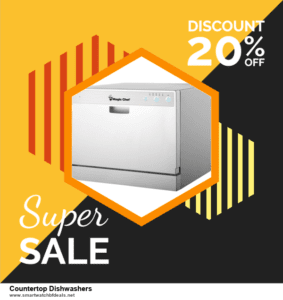 9 Best Countertop Dishwashers Black Friday 2020 and Cyber Monday Deals Sales