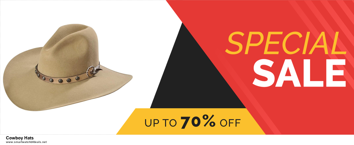 Grab 10 Best Black Friday and Cyber Monday Cowboy Hats Deals & Sales