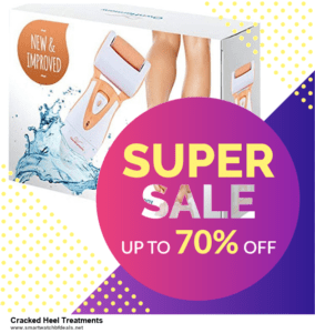 List of 6 Cracked Heel Treatments Black Friday 2020 and Cyber MondayDeals [Extra 50% Discount]