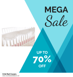 Top 5 Black Friday 2020 and Cyber Monday Crib Rail Covers Deals [Grab Now]