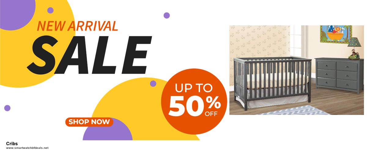 7 Best Cribs Black Friday 2020 and Cyber Monday Deals [Up to 30% Discount]