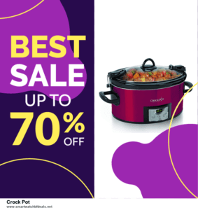 7 Best Crock Pot Black Friday 2020 and Cyber Monday Deals [Up to 30% Discount]