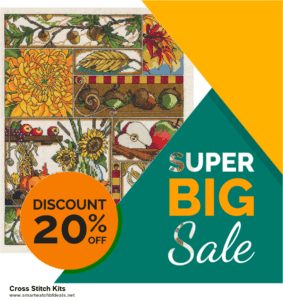 Top 10 Cross Stitch Kits Black Friday 2020 and Cyber Monday Deals