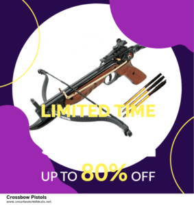 Top 5 Black Friday 2020 and Cyber Monday Crossbow Pistols Deals [Grab Now]