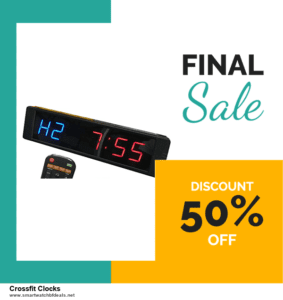 6 Best Crossfit Clocks Black Friday 2020 and Cyber Monday Deals | Huge Discount
