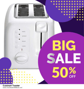 10 Best Black Friday 2020 and Cyber Monday  Cuisinart Toaster Deals | 40% OFF