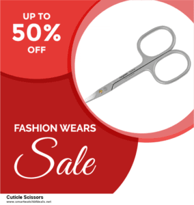 13 Exclusive Black Friday and Cyber Monday Cuticle Scissors Deals 2020