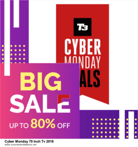 5 Best Cyber Monday 70 Inch Tv 2016 Black Friday 2020 and Cyber Monday Deals & Sales