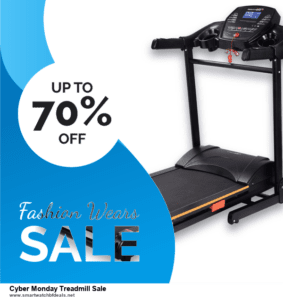 Grab 10 Best Black Friday and Cyber Monday Cyber Monday Treadmill Sale Deals & Sales