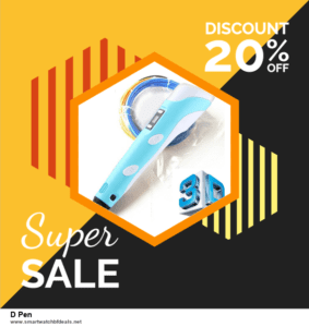 List of 10 Best Black Friday and Cyber Monday D Pen Deals 2020