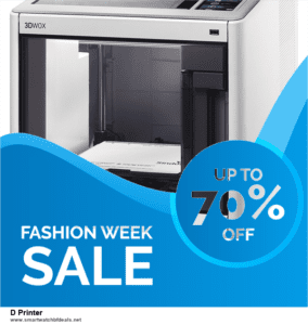 9 Best Black Friday and Cyber Monday D Printer Deals 2020 [Up to 40% OFF]