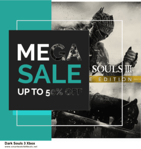 9 Best Dark Souls 3 Xbox Black Friday 2020 and Cyber Monday Deals Sales