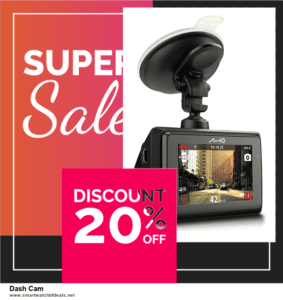 13 Best Black Friday and Cyber Monday 2020 Dash Cam Deals [Up to 50% OFF]