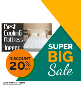 9 Best Black Friday and Cyber Monday Deals Mattress Toppers Deals 2020 [Up to 40% OFF]