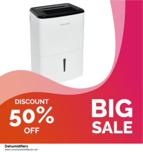 Top 11 Black Friday and Cyber Monday Dehumidifiers 2020 Deals Massive Discount