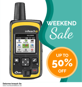 10 Best Black Friday 2020 and Cyber Monday Delorme Inreach Se Deals   40% OFF
