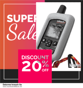 10 Best Black Friday 2020 and Cyber Monday  Delorme Inreach Se Deals | 40% OFF