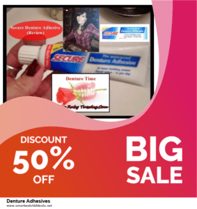 Top 5 Black Friday 2020 and Cyber Monday Denture Adhesives Deals [Grab Now]