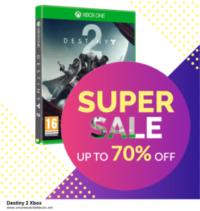 Grab 10 Best Black Friday and Cyber Monday Destiny 2 Xbox Deals & Sales