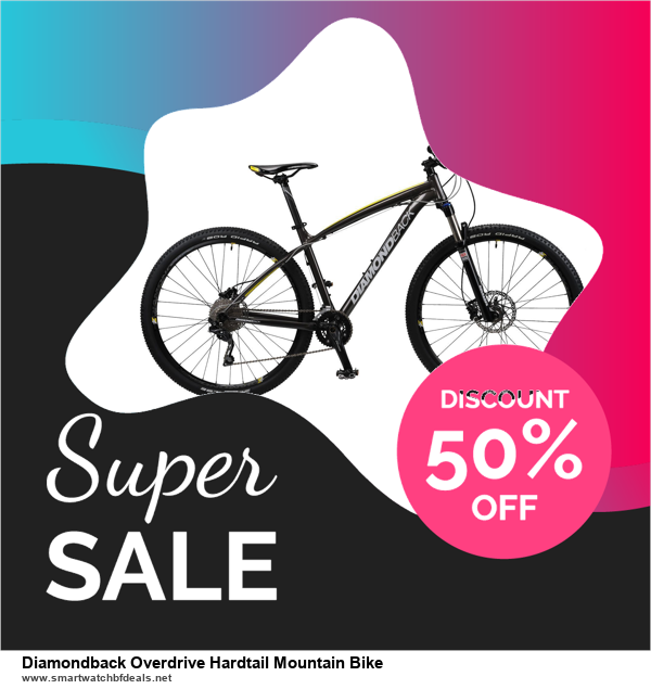 Top 5 Black Friday 2020 and Cyber Monday Diamondback Overdrive Hardtail Mountain Bike Deals [Grab Now]