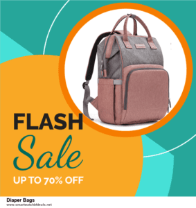 Top 5 Black Friday 2020 and Cyber Monday Diaper Bags Deals [Grab Now]