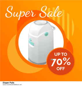 13 Best Black Friday and Cyber Monday 2020 Diaper Pails Deals [Up to 50% OFF]