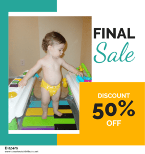 Top 5 Black Friday 2020 and Cyber Monday Diapers Deals [Grab Now]