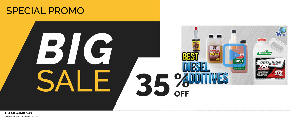 13 Exclusive Black Friday and Cyber Monday Diesel Additives Deals 2020