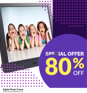 6 Best Digital Photo Frame Black Friday 2020 and Cyber Monday Deals | Huge Discount