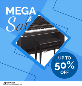 List of 6 Digital Piano Black Friday 2020 and Cyber MondayDeals [Extra 50% Discount]