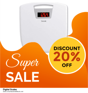 5 Best Digital Scales Black Friday 2020 and Cyber Monday Deals & Sales