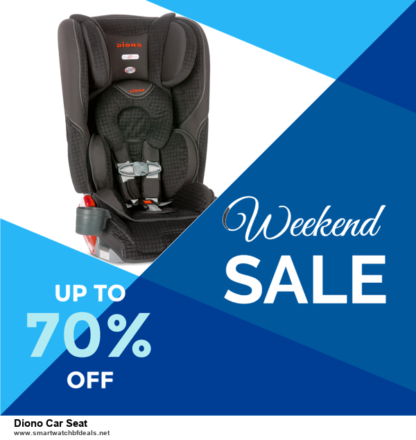Top 5 Black Friday 2020 and Cyber Monday Diono Car Seat Deals [Grab Now]