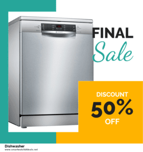 Top 5 Black Friday 2020 and Cyber Monday Dishwasher Deals [Grab Now]
