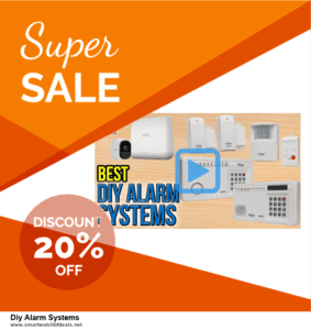 Grab 10 Best Black Friday and Cyber Monday Diy Alarm Systems Deals & Sales