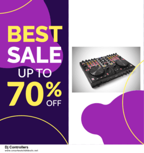 10 Best Dj Controllers Black Friday 2020 and Cyber Monday Deals Discount Coupons