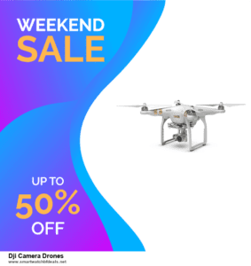 Grab 10 Best Black Friday and Cyber Monday Dji Camera Drones Deals & Sales