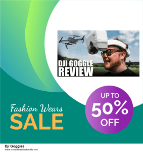 9 Best Dji Goggles Black Friday 2020 and Cyber Monday Deals Sales