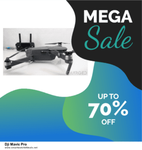 5 Best Dji Mavic Pro Black Friday 2020 and Cyber Monday Deals & Sales