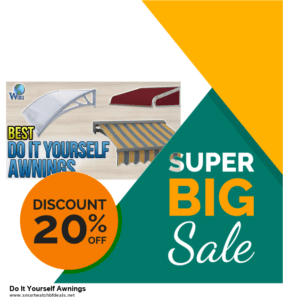 List of 6 Do It Yourself Awnings Black Friday 2020 and Cyber MondayDeals [Extra 50% Discount]