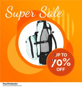 13 Best Black Friday and Cyber Monday 2021 Dog Backpacks Deals [Up to 50% OFF]
